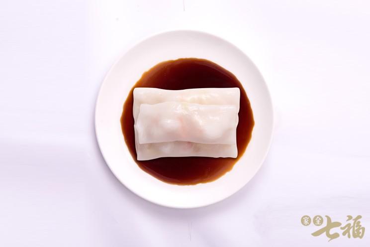 爽滑鮮蝦腸
