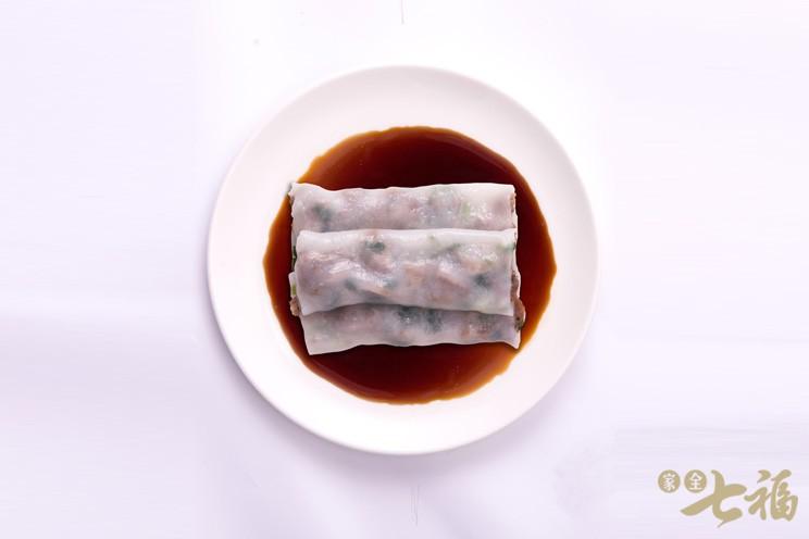 蜜汁叉燒腸